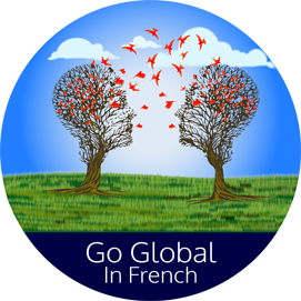 GoGlobalinFrench logo